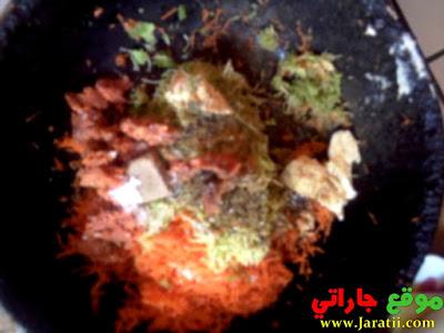 سيجار بالخضر من وصفات شهر رمضان