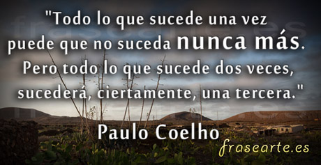 Citas para la vida, Paulo Coelho