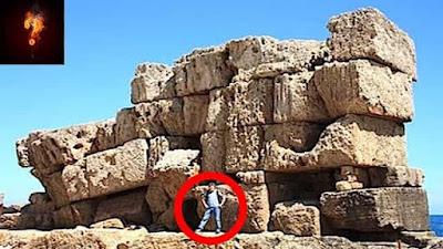Βρέθηκε Προκατακλυσμιαίο Τείχος στη Μεσόγειο που Αποδεικνύει την Ύπαρξη του Δευκαλίωνα;