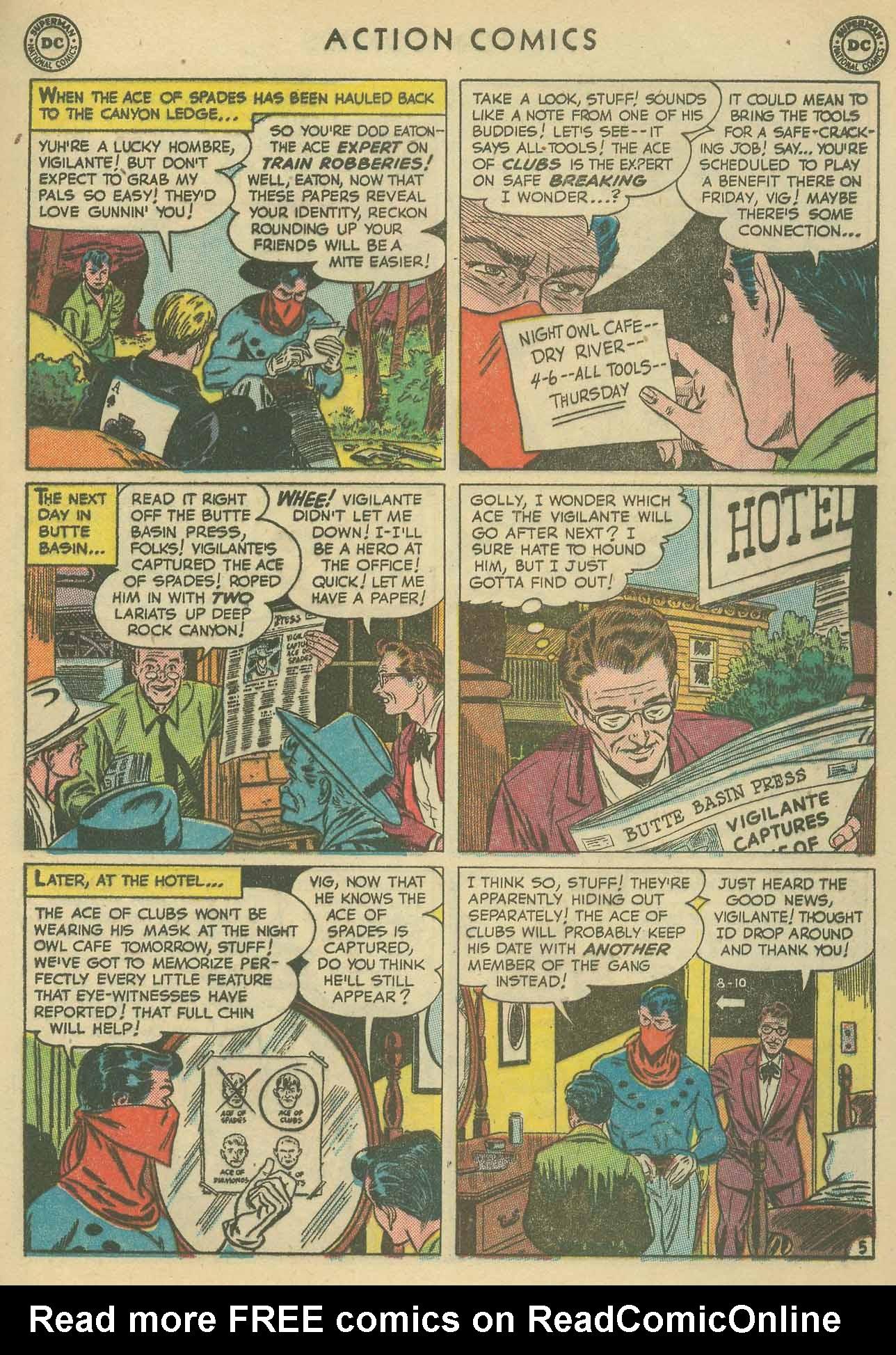 Action Comics (1938) 160 Page 42