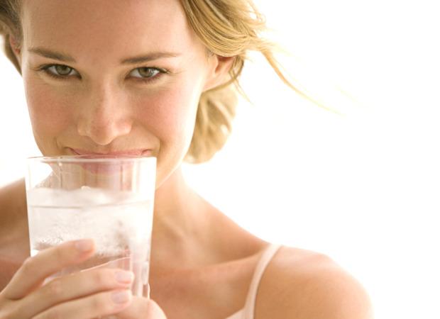 A Importância da água para a pele