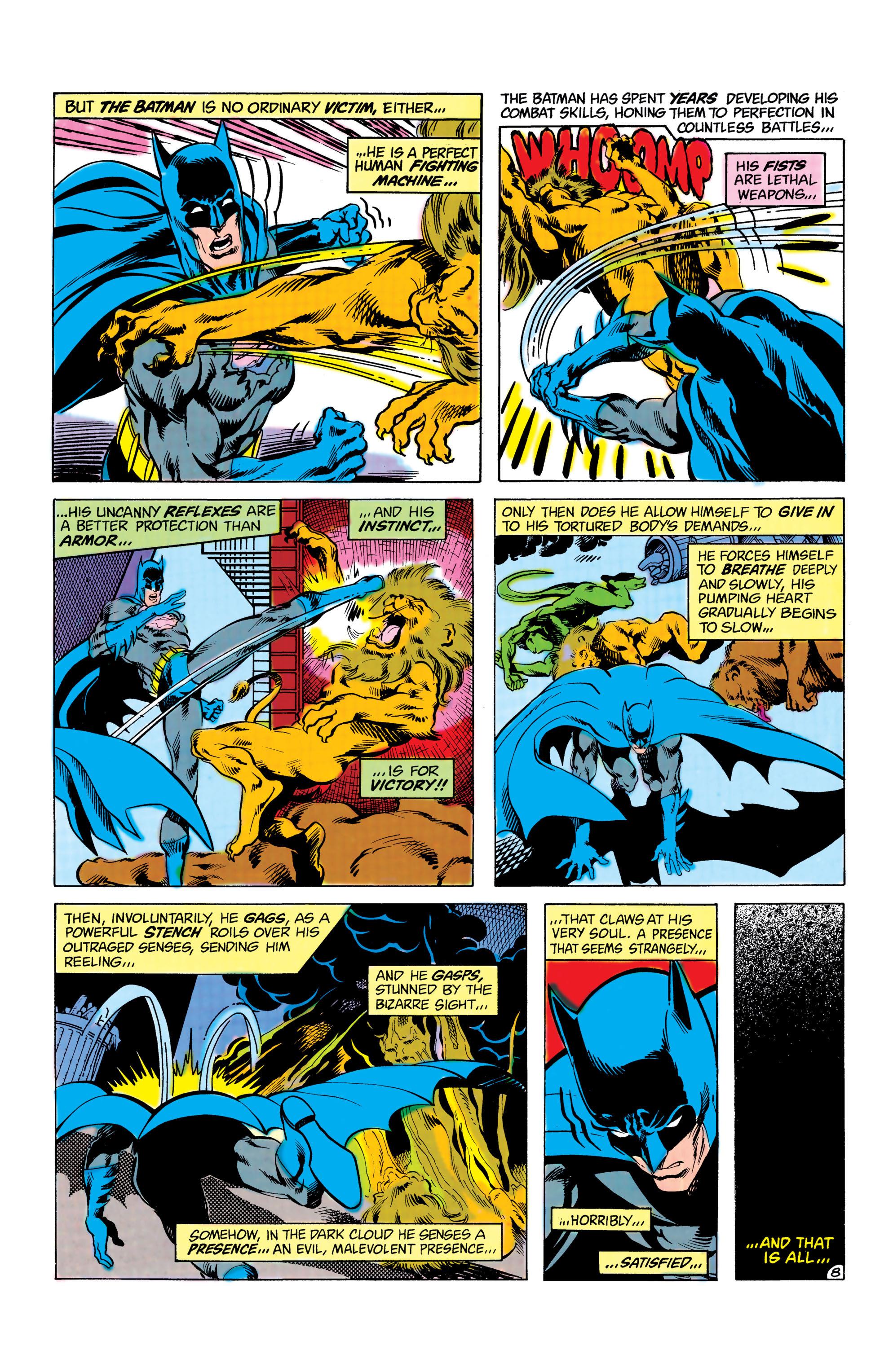 Read online World's Finest Comics comic -  Issue #285 - 9