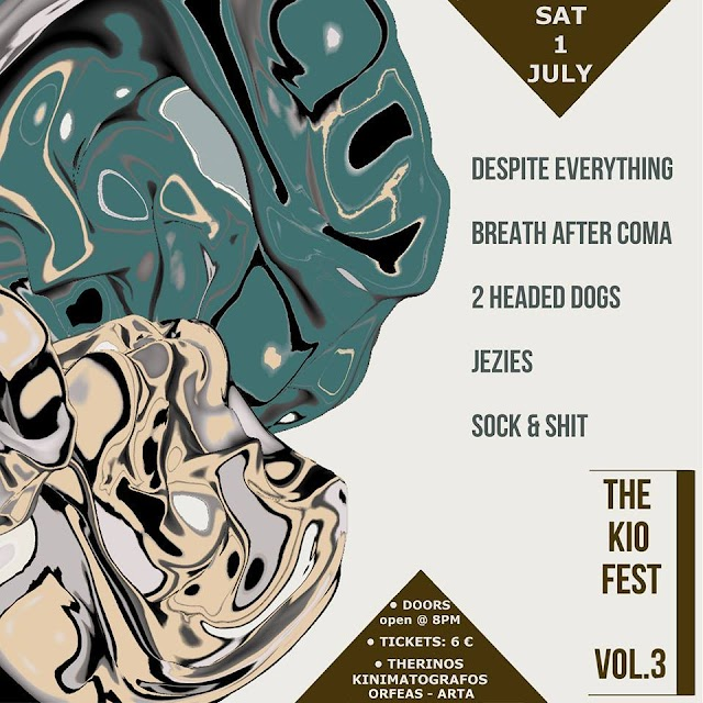 [News] The KIO FEST Vol.3 [ARTA]
