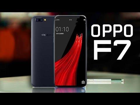مواصفات وسعرهاتفها الجديد OPPO F7 بالصور
