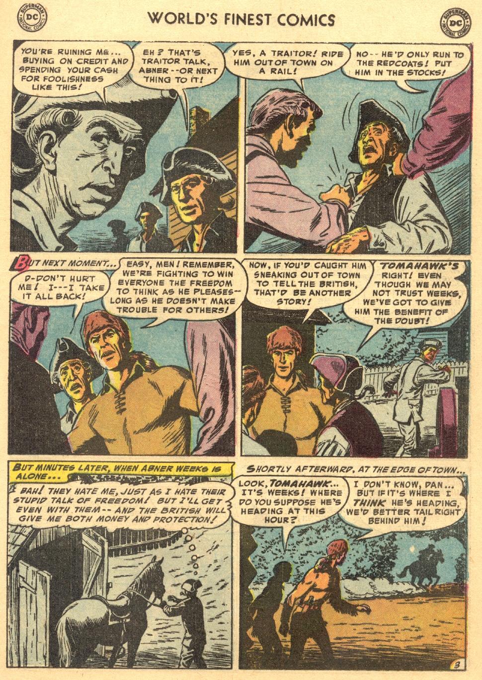Read online World's Finest Comics comic -  Issue #70 - 39
