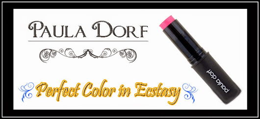 The Crow and the Powderpuff | A Creative Makeup & Beauty Blog: Paula Dorf - Perfect Color in Ecstasy Review, Swatches, Photos