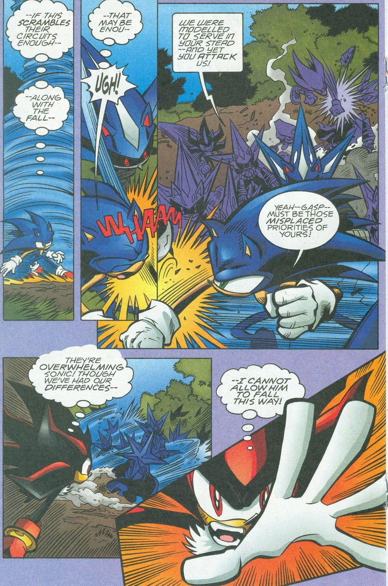 Read online Sonic The Hedgehog comic -  Issue #159 - 13