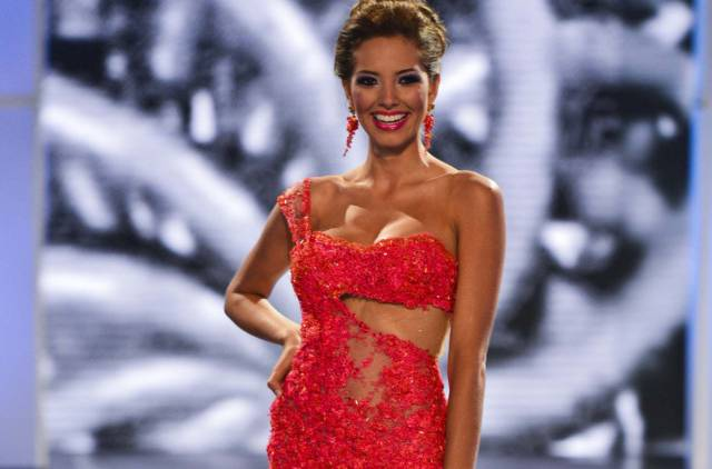 Miss Colombia 2012 Beauty Pageant Pictures Latest Job