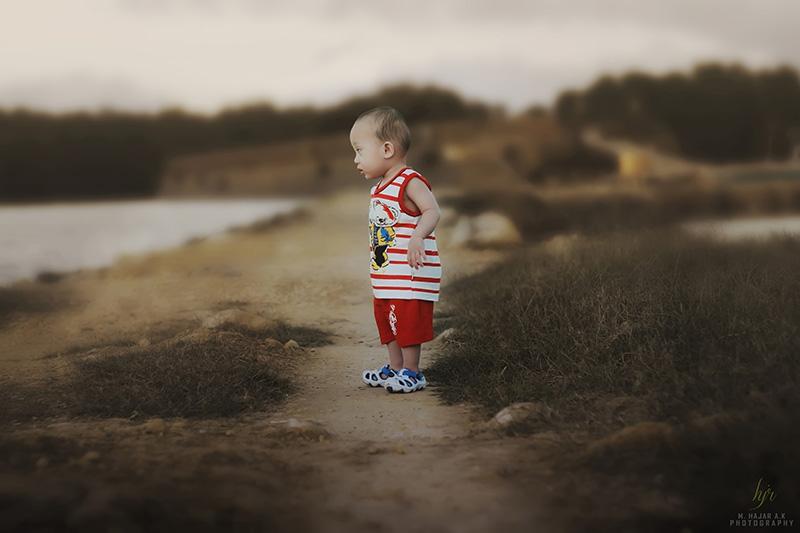 Tips Memotret Anak Balita Di Ruang Terbuka (Outdoor)