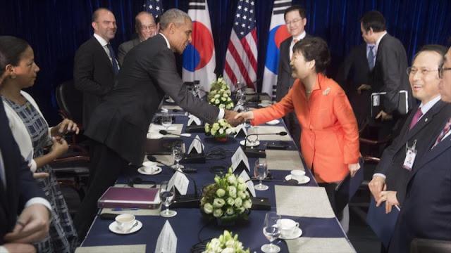 Obama pide endurecer sanciones contra Corea del Norte
