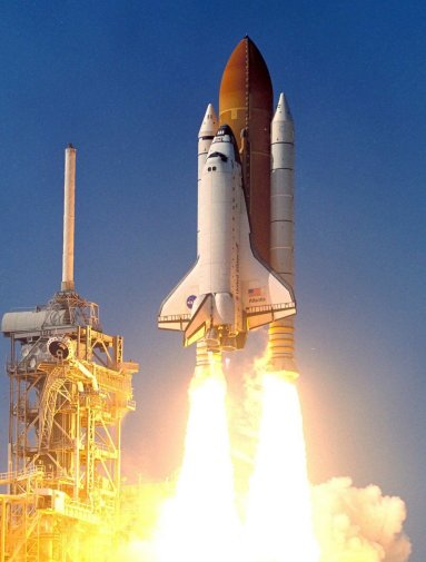 NASA Blast Off - Pics about space