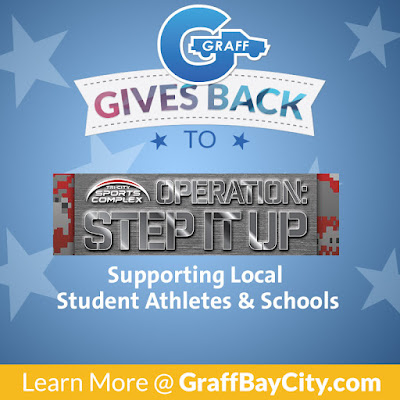 Graff Gives Back to Local Student Athletes through Operation: Step It Up