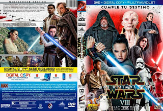 Star Wars Los Últimos Jedi
