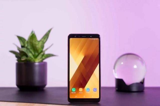 So sánh cấu hình Galaxy A7 2018 và các máy cùng phân khúc