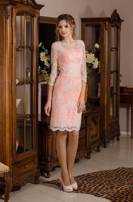 Vestido formal celeste