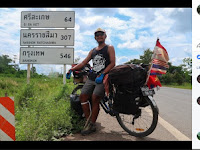 Solo Traveller Sepeda Indonesia Tewas Terjatuh ke Jurang di Nepal