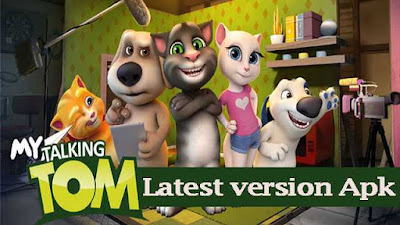 My Talking Tom Game Download For Mobile