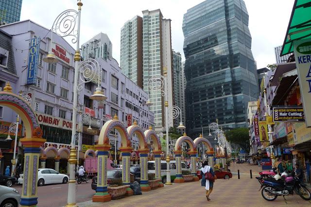 Dzielnica Indyjska w Kuala Lumpur