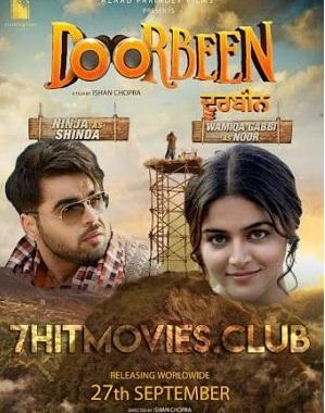 Doorbeen 2019 Punjabi 720p HDRip 450MB Free Download