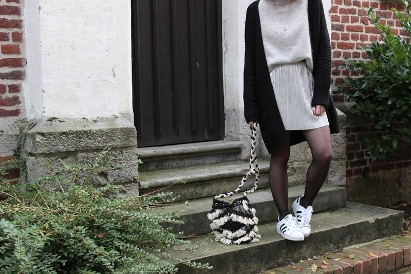 idée-tenue-jupe-lamée