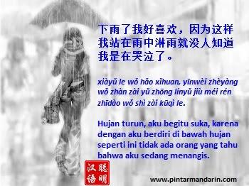 Puisi Bahasa Mandarin Beserta Artinya Kumpulan Puisi