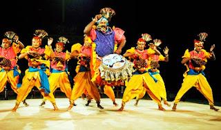 Ghumura Dance, Sambalpuri Ghudka Dance