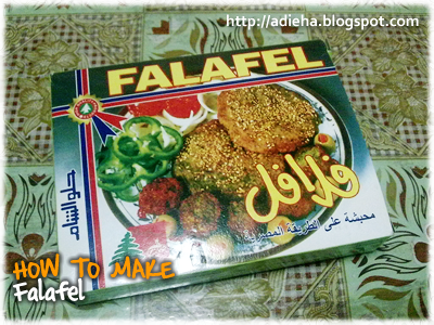 How Now Pale Cow?: How to Make Falafel (easy method)