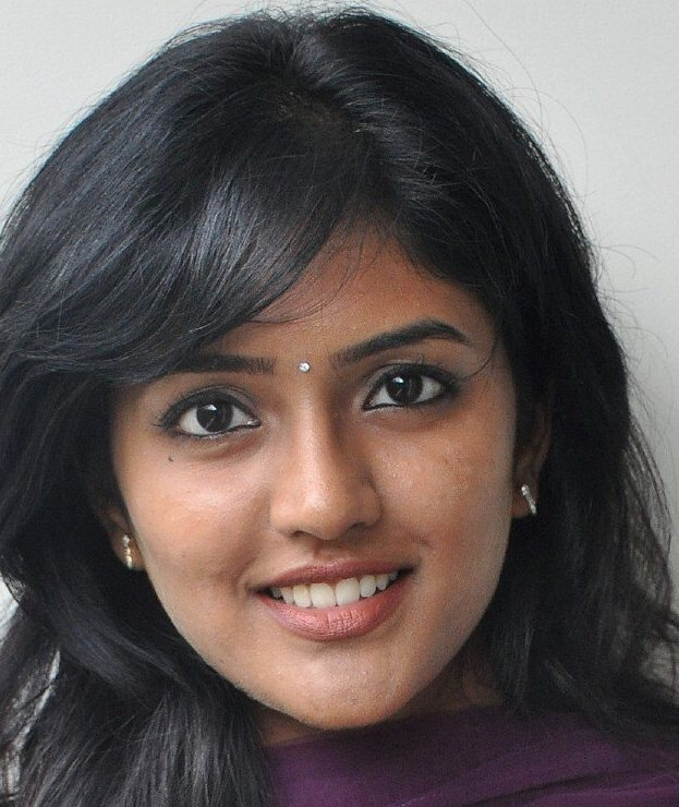 Eesha Rebba Without Makeup Face Close Up