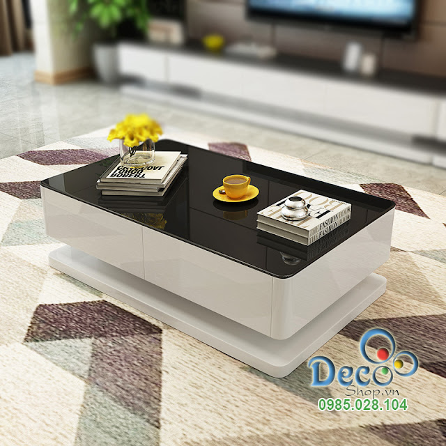 Bàn trà phòng khách Deco DT06