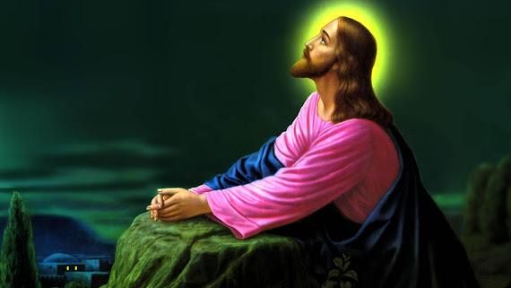 Happy Easter download besplatne pozadine za desktop 1280x720 slike ecard čestitke blagdani Uskrs Getsemanski vrt Isus Krist