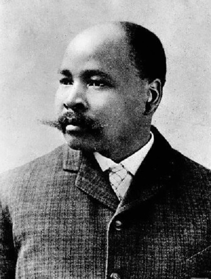 The first African National Congress (ANC) president was John Langalibalele Dube