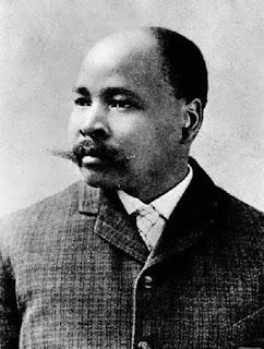 The first African National Congress (ANC) president was John Langalibalele Dube
