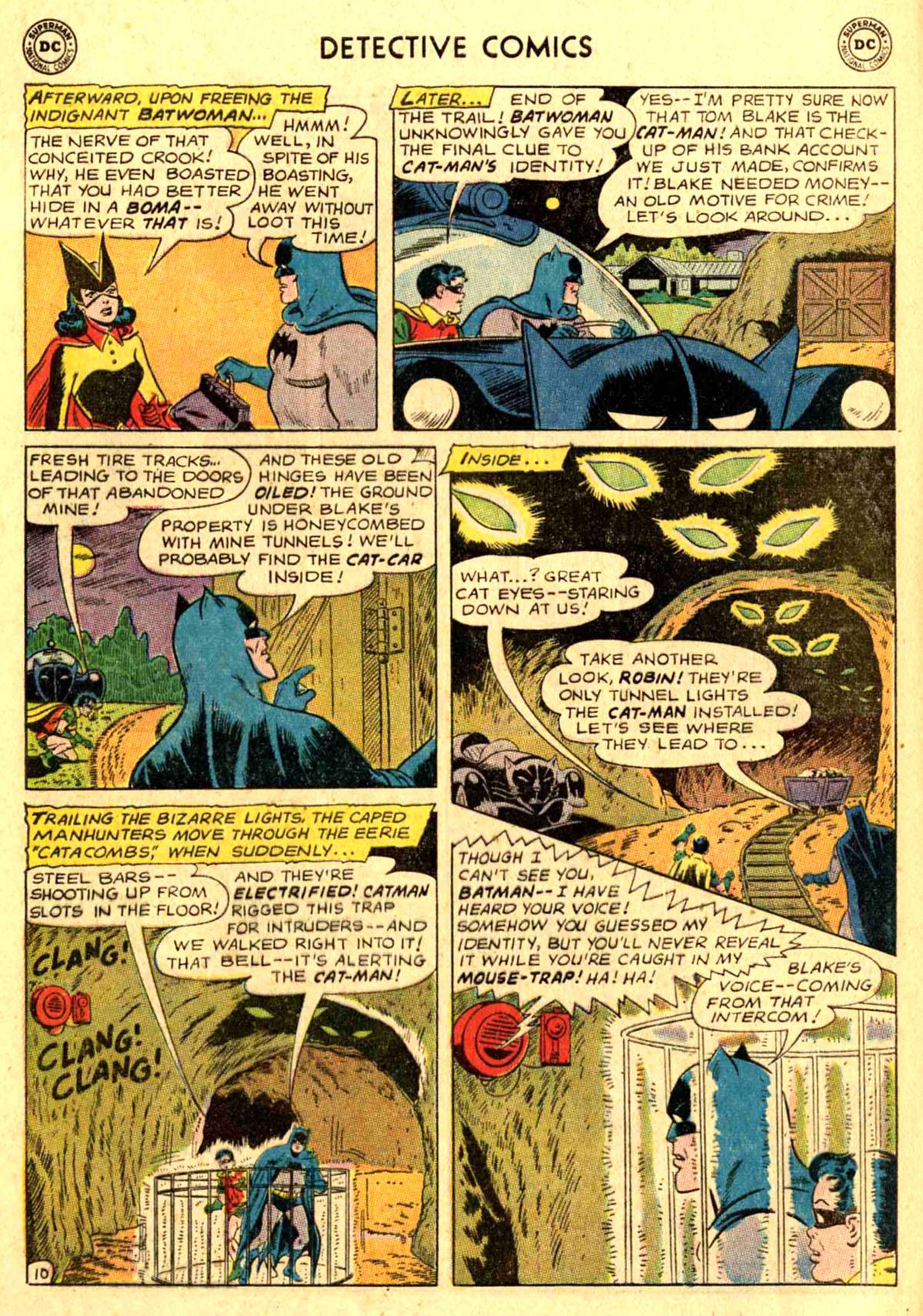 Detective Comics (1937) 311 Page 11