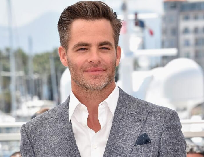 CHRIS PINE, USA