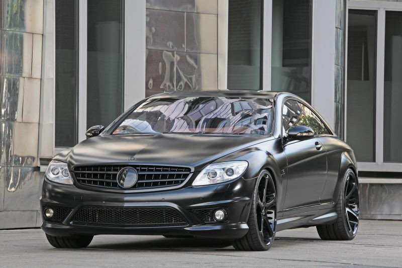 Anderson germany mercedes benz cl 65 amg black edition for Mercedes benz black edition