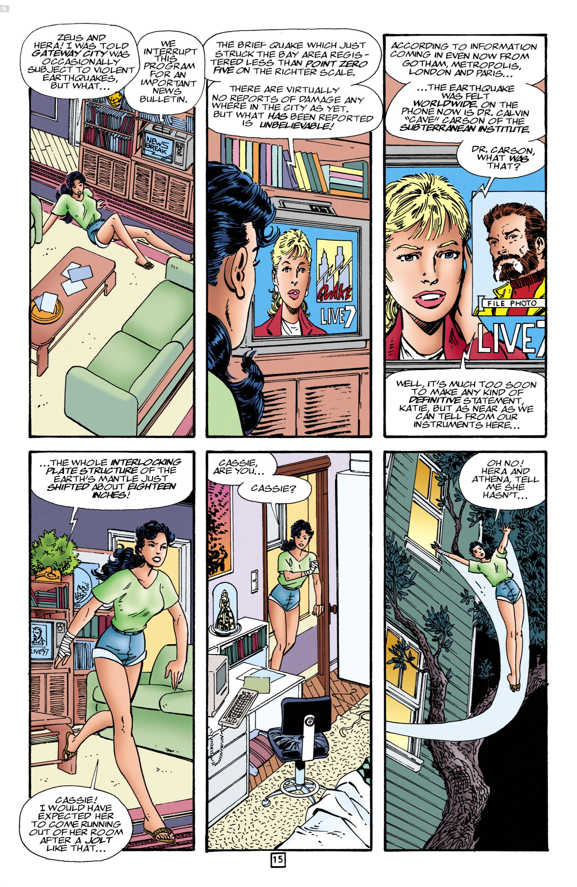Read online Wonder Woman (1987) comic -  Issue #113 - 16