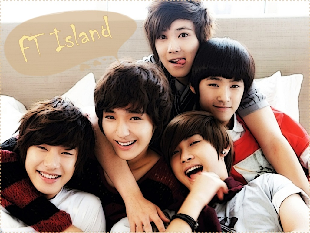 FTISLAND, KPOP Boys Band, Upcoming Concerts in Japan