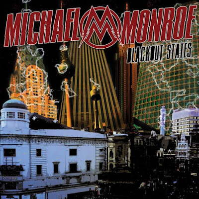 michael monroe - blackout states - cover - album