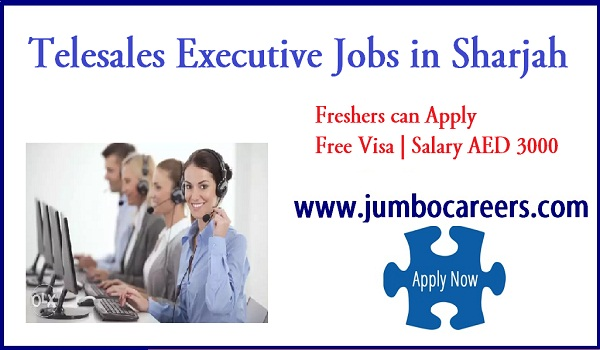 Urgent jobs in Sharjah, Recent jobs in Sharjah with salary up to 3000,