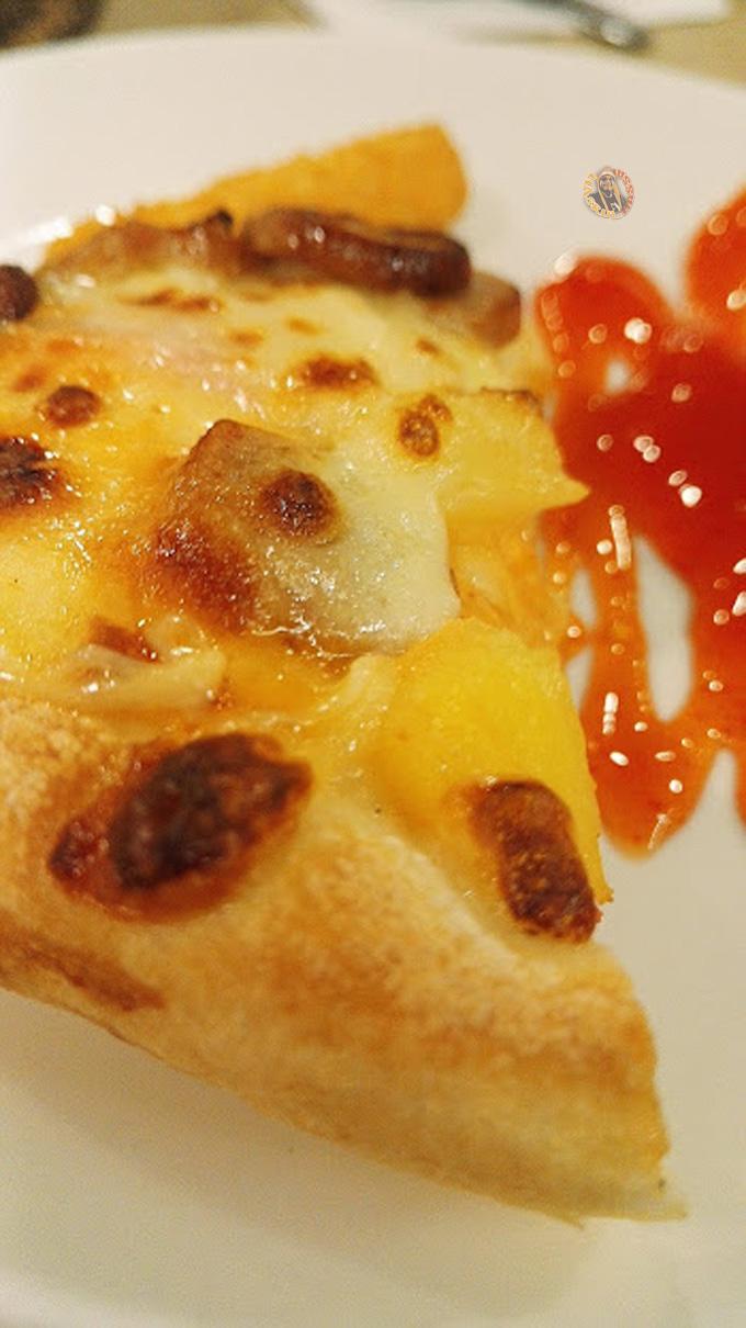 Komen Pasal Aloha Pizza Baru Pizza Hut