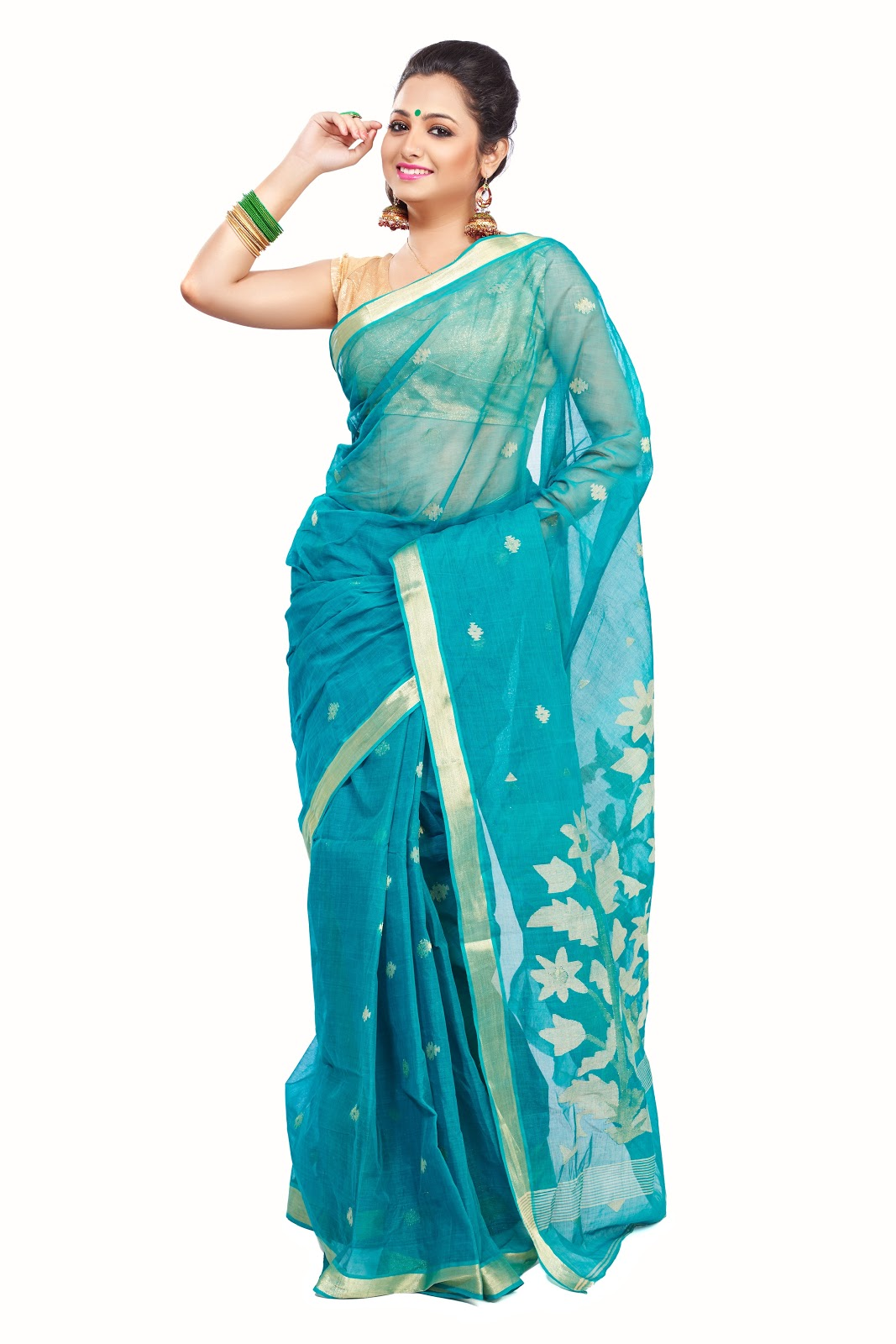 Wear a Sari According to the Party, Occasion or Event - Makeup ...
