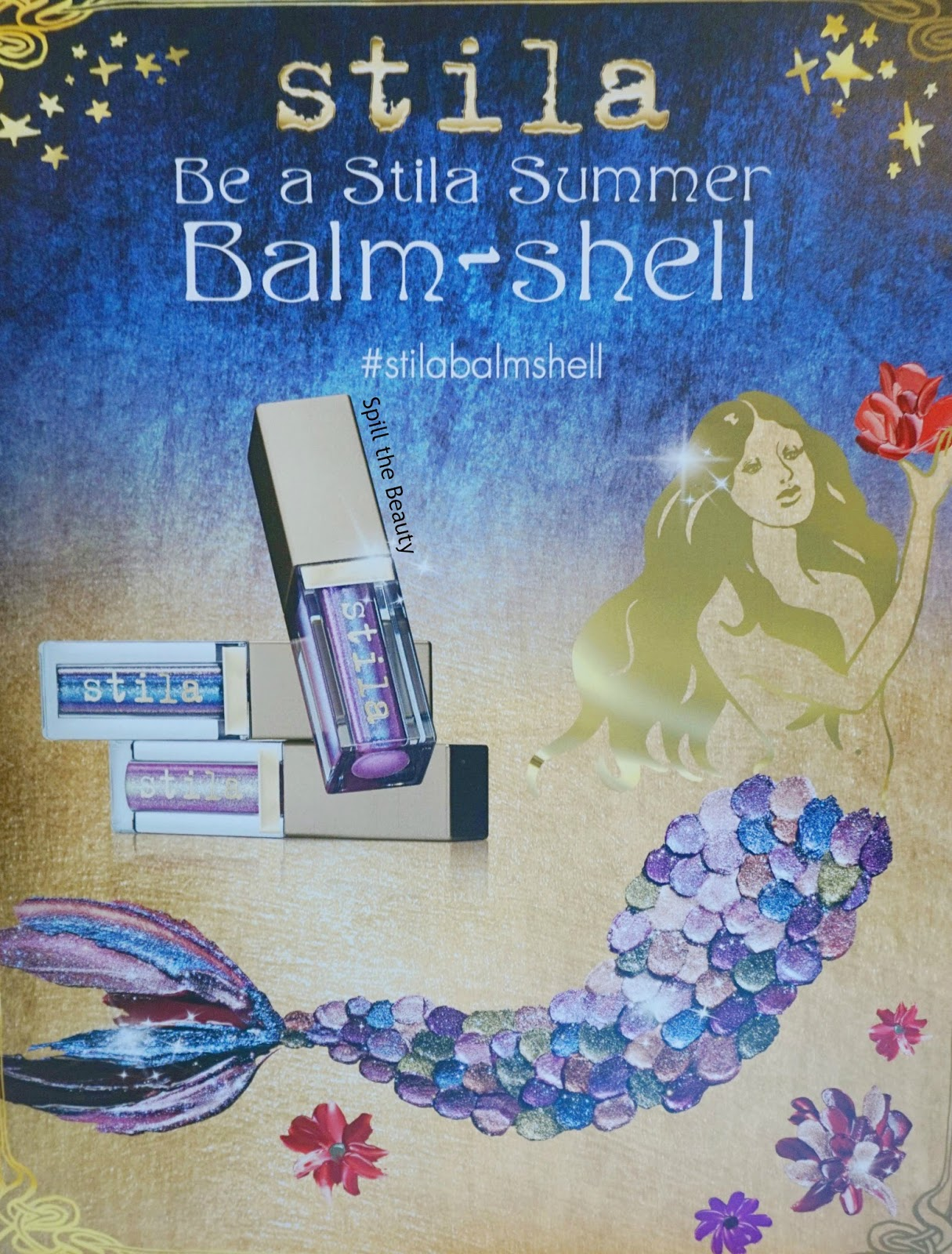 stila spring summer 2017 magnificent metals and glitter and glow liquid eye shadow