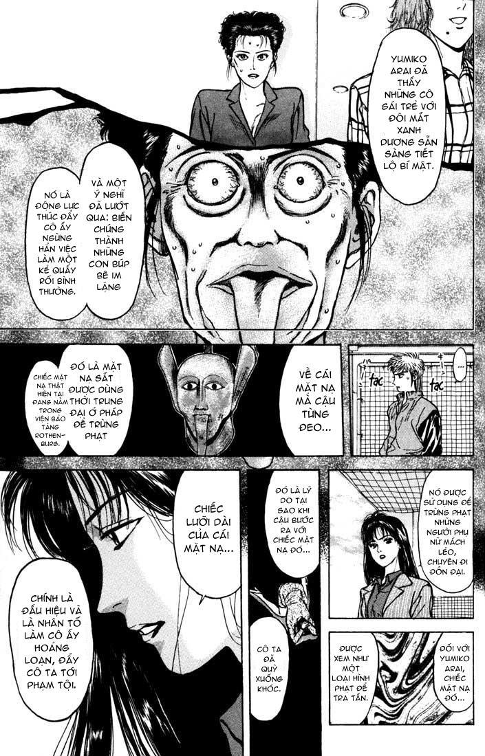 Psychometrer Eiji chapter 34 trang 21