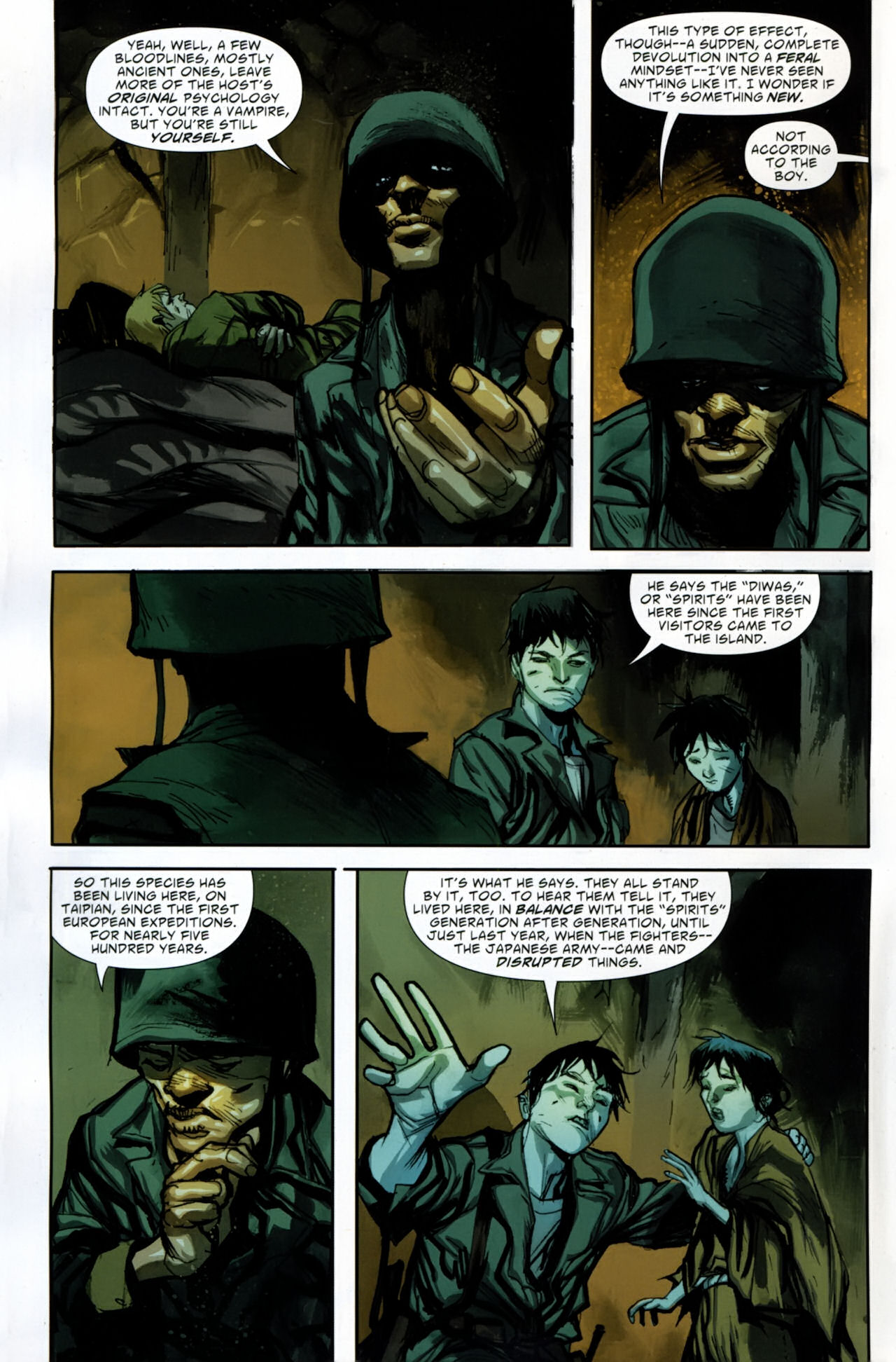 Read online American Vampire comic -  Issue #15 - 14