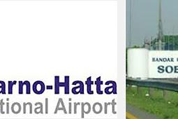 Bandar Udara Internasional Soekarno Hatta, Bandara Internasional Tersibuk di Indonesia