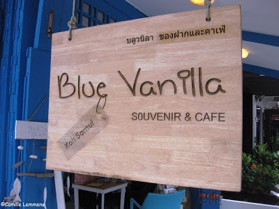 Blue Vanilla in Fisherman's Village