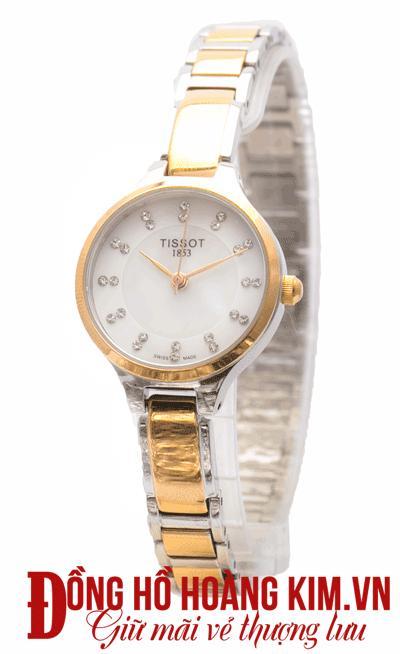 đồng hồ tissot nữ