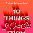 Review: 10 Things I Can See From Here - Carrie Mac