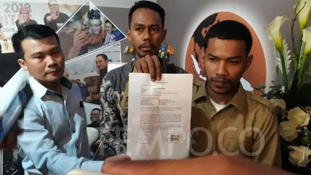 Alasan Pendukung Prabowo Laporkan Bupati Boyolali ke Bawaslu