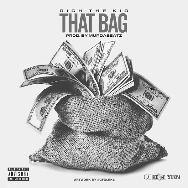 Rich The Kid - That Bag - Single Cover